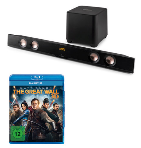 The Great Wall-Filmpaket