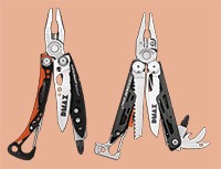 LEATHERMAN SKELETOOL & SIGNAL