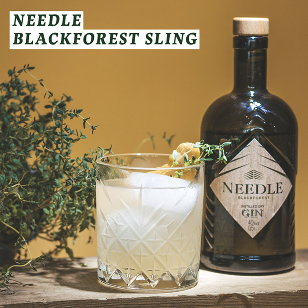 Needle Blackforest Sling