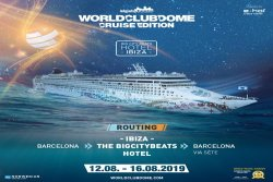 BigCityBeats WORLD CLUB DOME - Cruise Edition