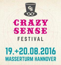 Der Festivalplaner 2019 Festivals Crazy Sense Festival