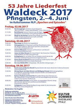 Internationales Liederfestival