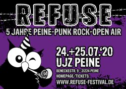 Refuse Open Air