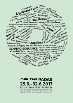 Schröderstift festival 2017 off the radar