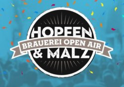 Hopfen & Malz Open Air