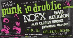 Punk In Drublic Gelsenkirchen