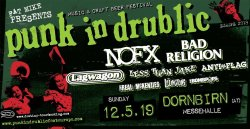 Punk in Drublic Dornbirn