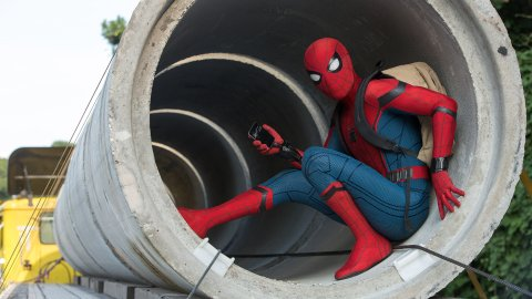 Bands des Sommers: Spider-Man: Homecoming