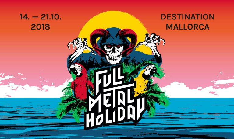Full Metal Holiday - Line-up für All-Inclusive-Metalurlaub um 8 Acts ergänzt