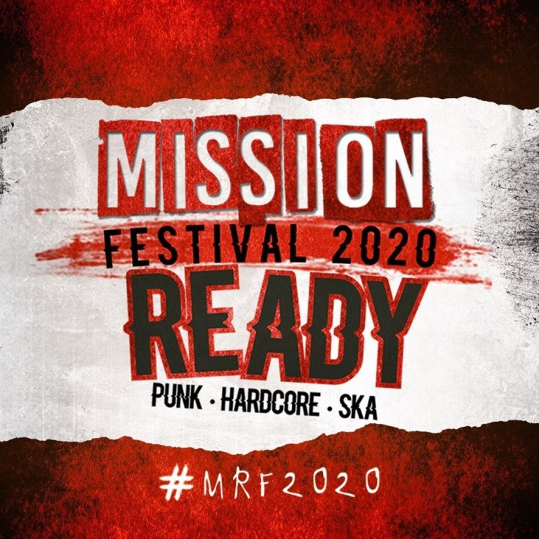Mission Ready Festival - Das Line-up ist komplett