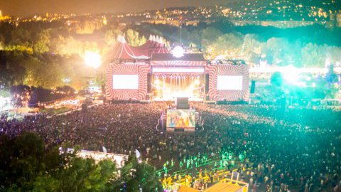 Sziget Festival - Timetable ist online