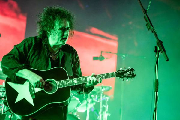 The Cure Roskilde