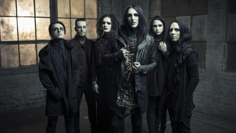 Bands des Sommers: Motionless In White